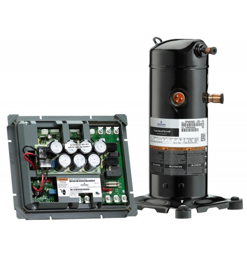 Inverter rotorlu kompressor