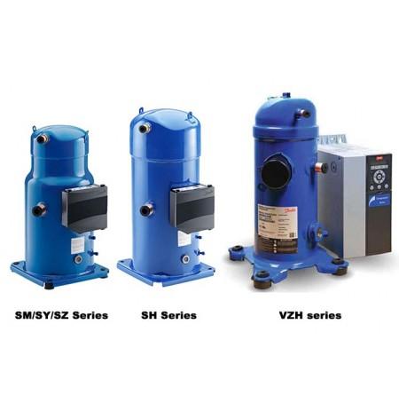 Inverter compressor
