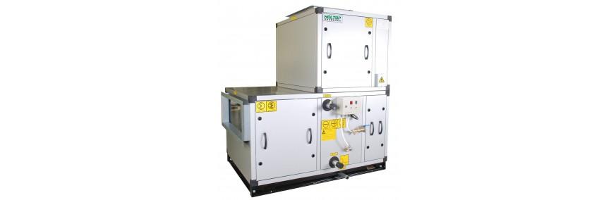 HVAC Havalandirma AHU Rekuperator
